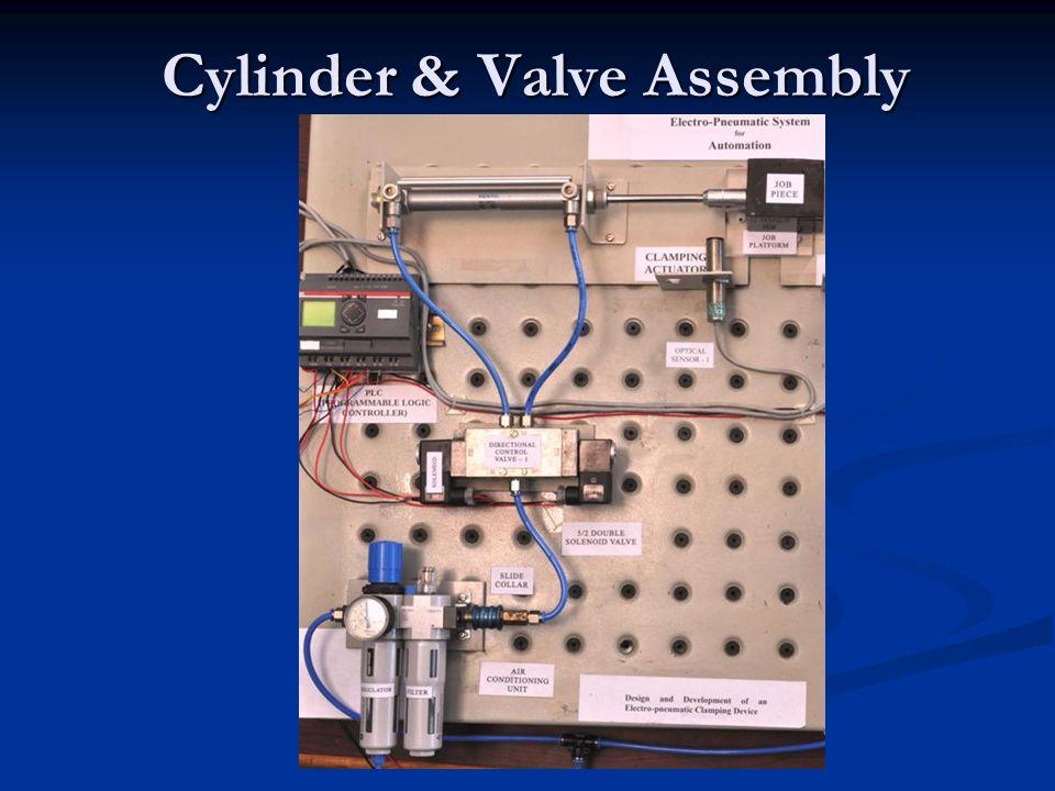Cylinder & Valve Assembly