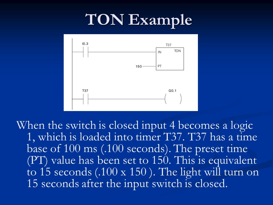 TON Example