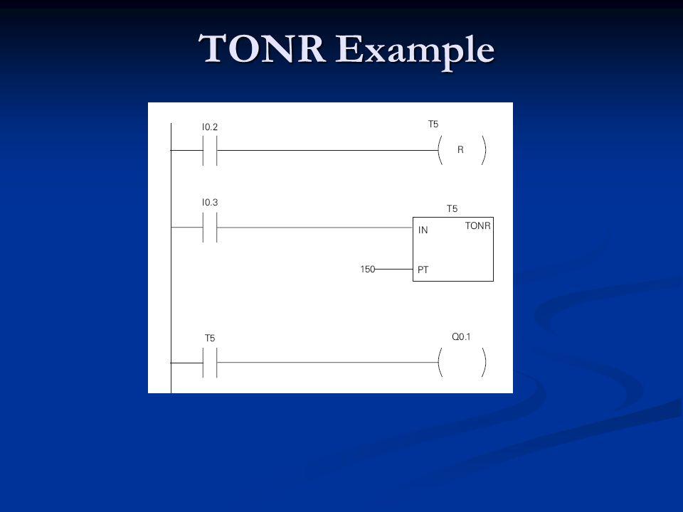 TONR Example