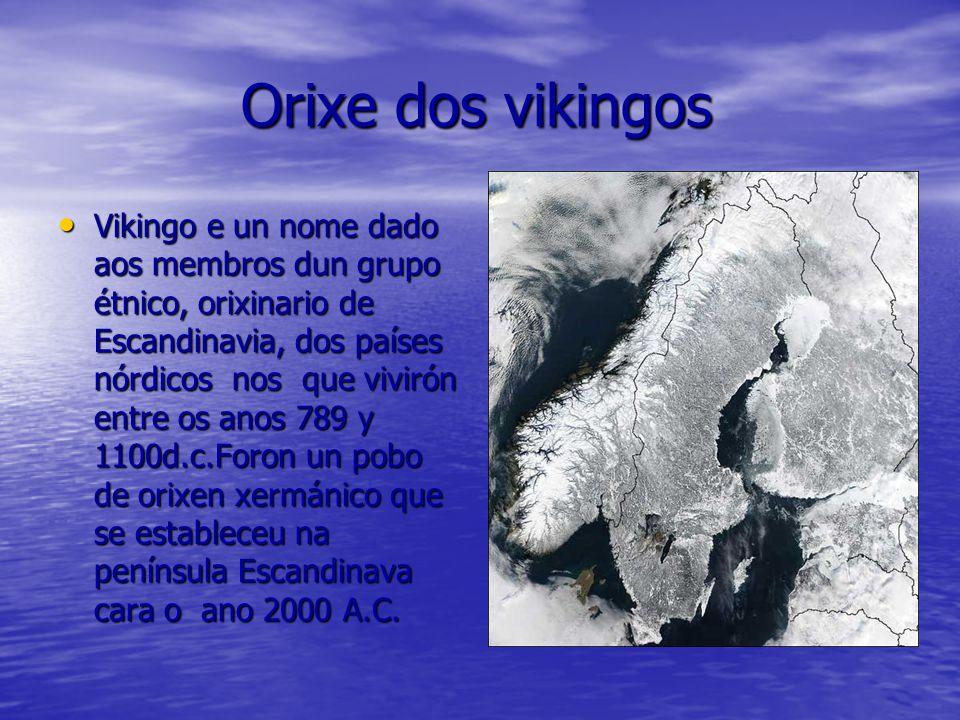 Orixe dos vikingos