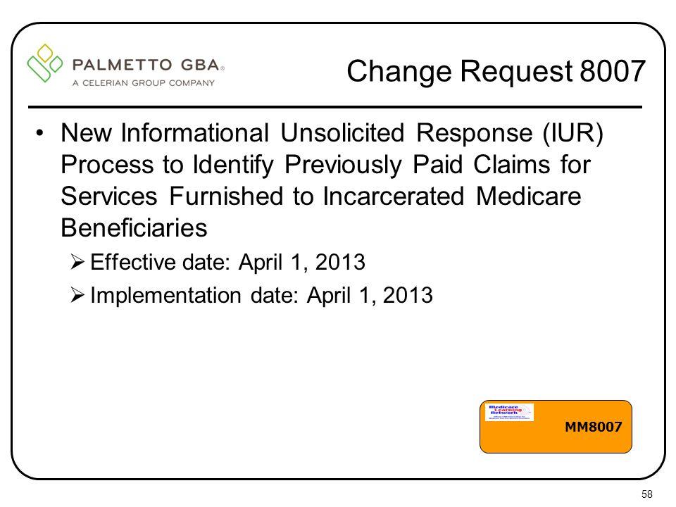 J11 Medicare Part B Update - Fall 2011
