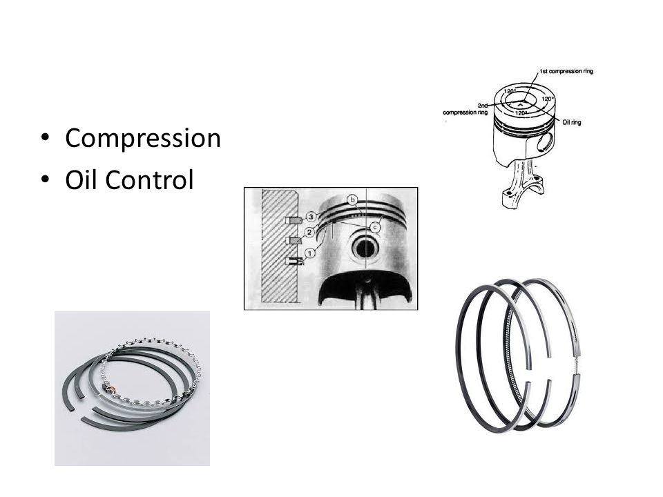 Compression Oil Control