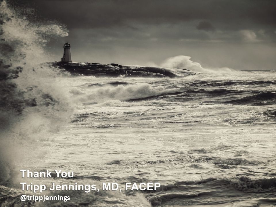 Tripp Jennings, MD, FACEP
