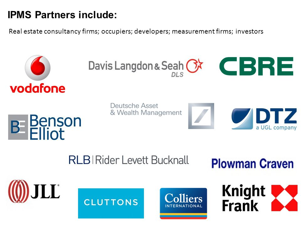 IPMS Partners include: