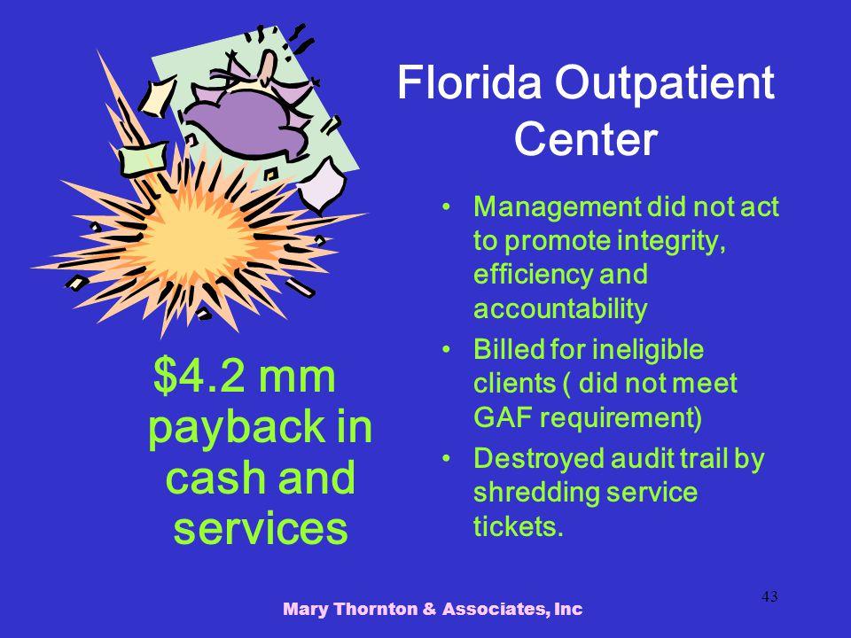 Florida Outpatient Center