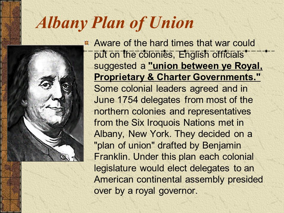 Albany Plan of Union