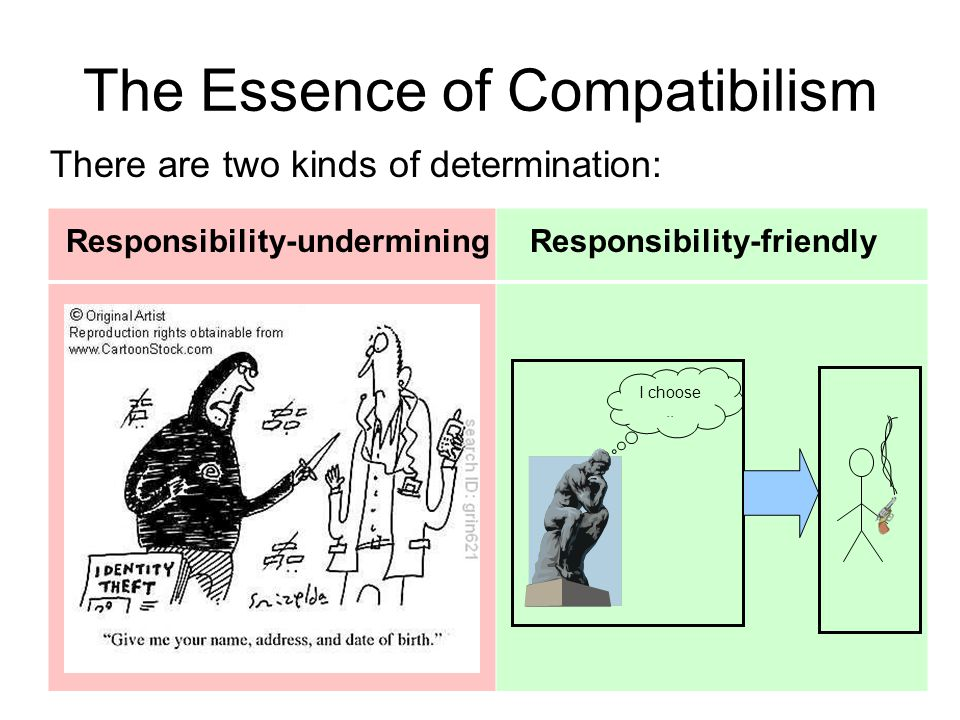 The Essence of Compatibilism