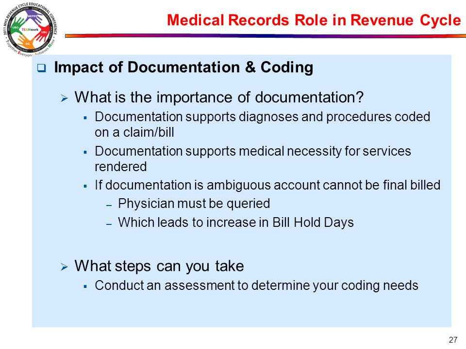Medical Records Role in Revenue Cycle