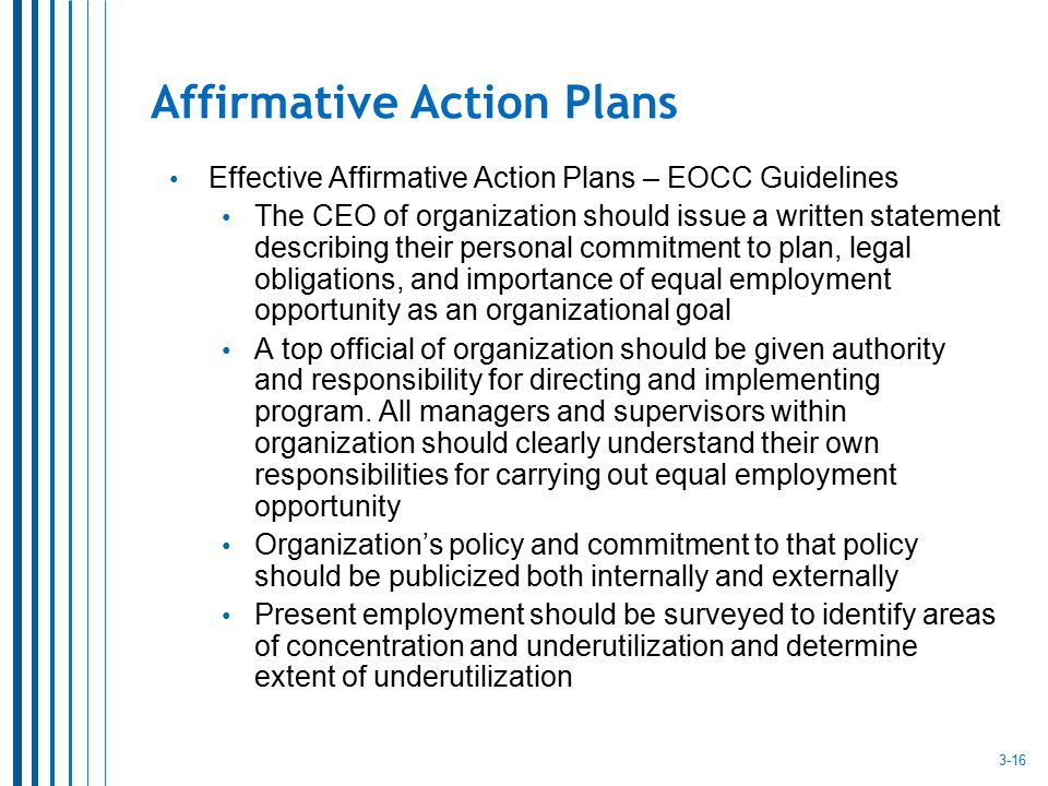 Why Affirmative Action Is So Important