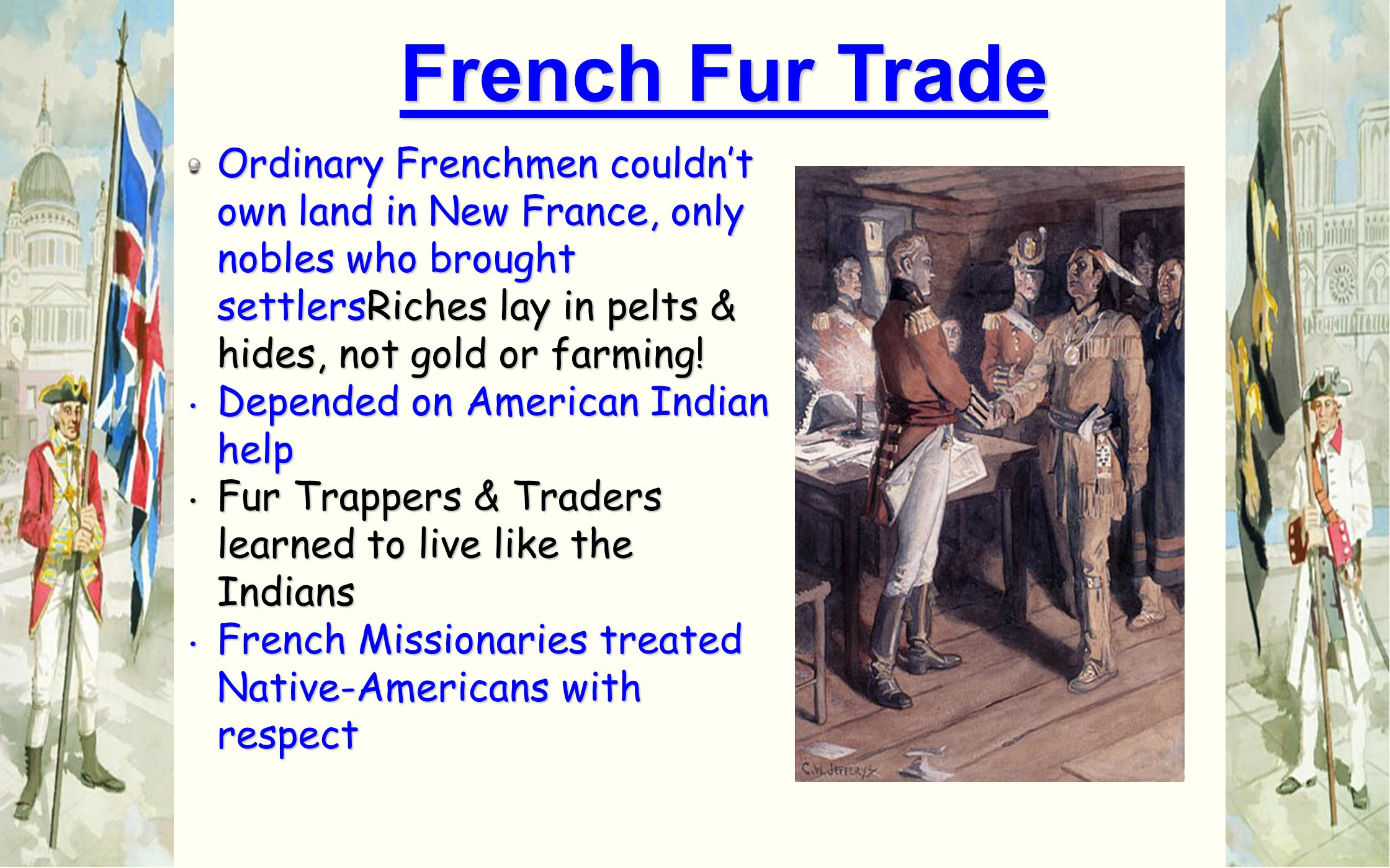 French Fur Trade