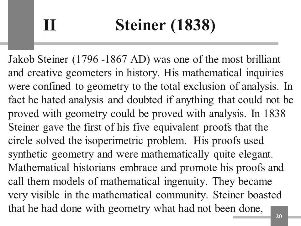 Steiner (1838) II.