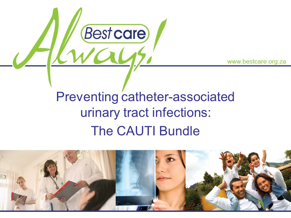 Preventing catheter-associated urinary tract infections: