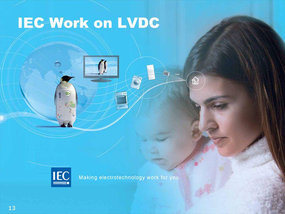 IEC Work on LVDC