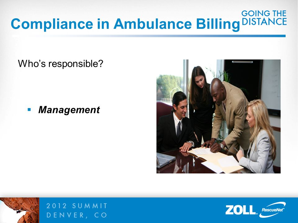 Compliance in Ambulance Billing