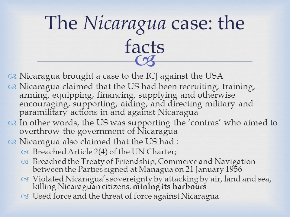 nicaragua case Nicaragua is the largest country in that allows to withdraw money in nicaragua cheaply or for free in case you need currency exchange when the.