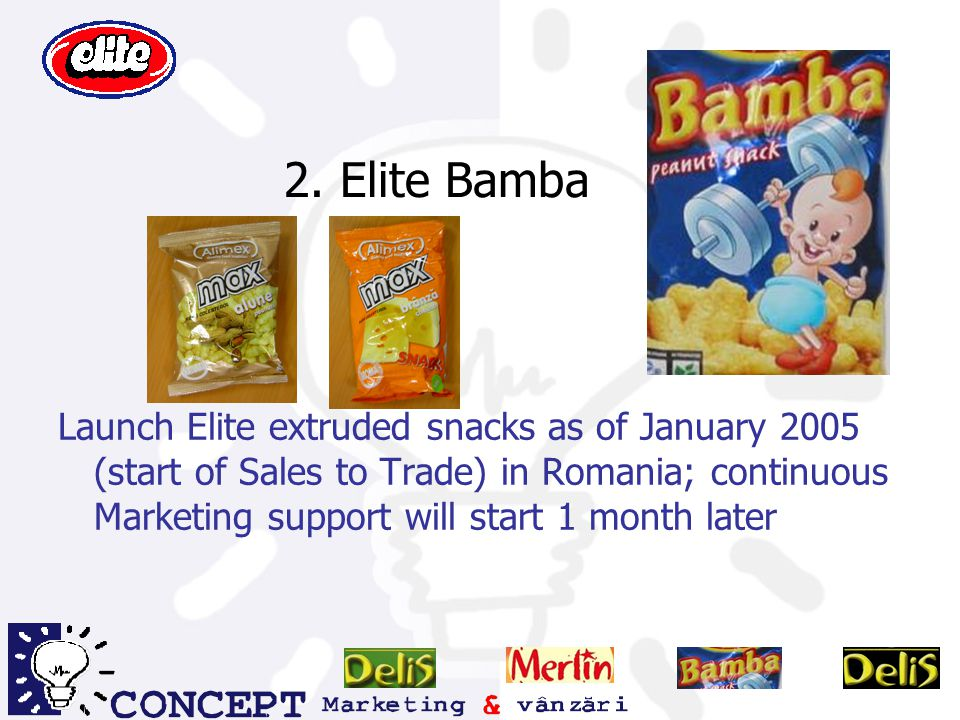 2. Elite Bamba