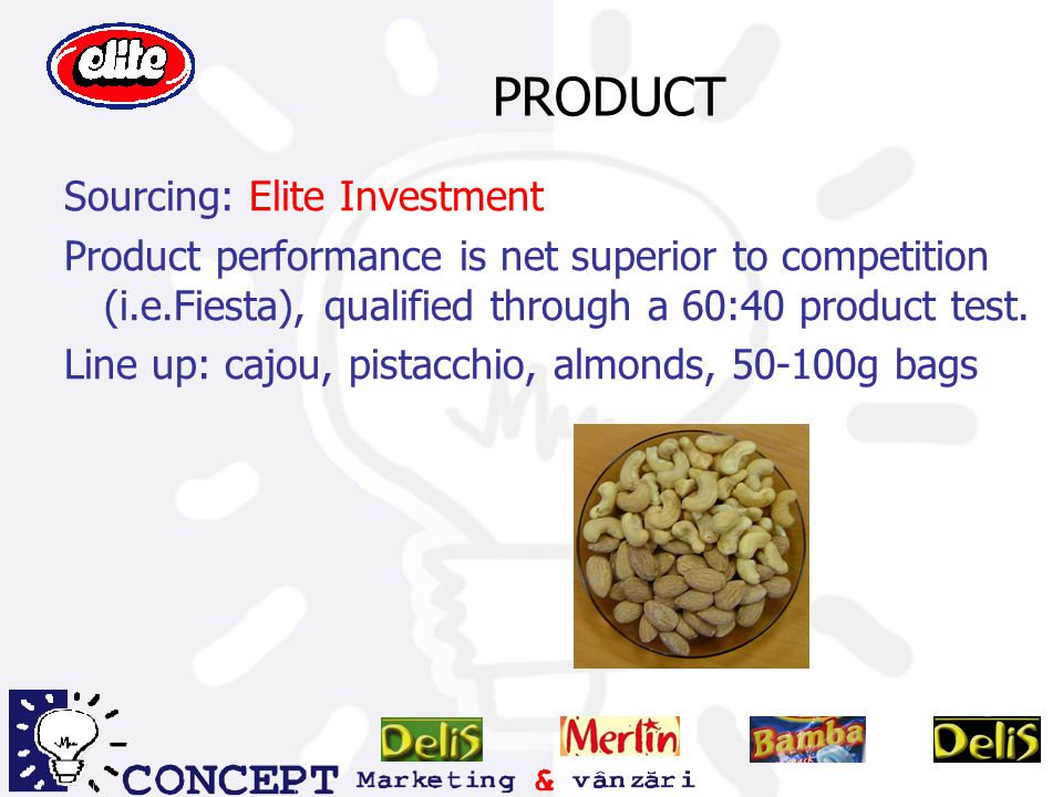 PRODUCT Sourcing: Elite Investment