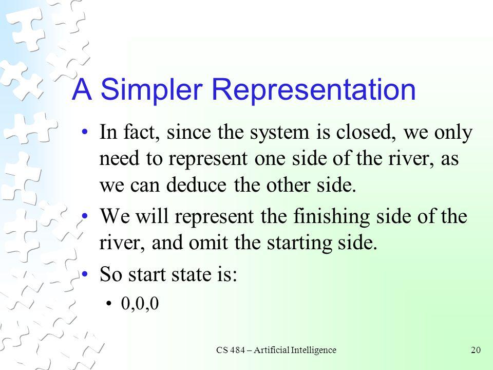 A Simpler Representation