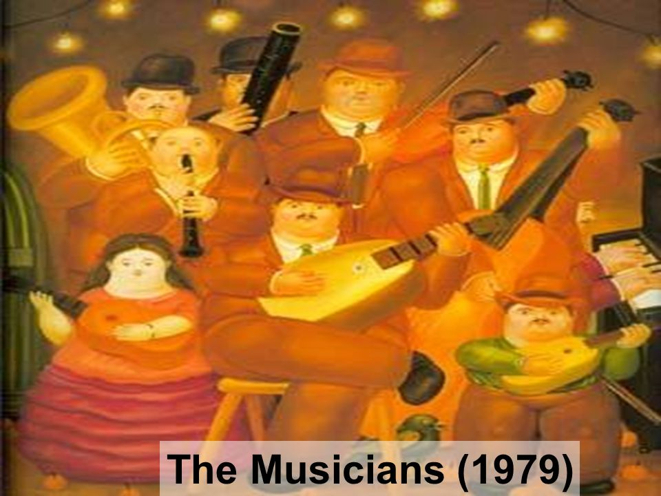 The Musicians (1979)
