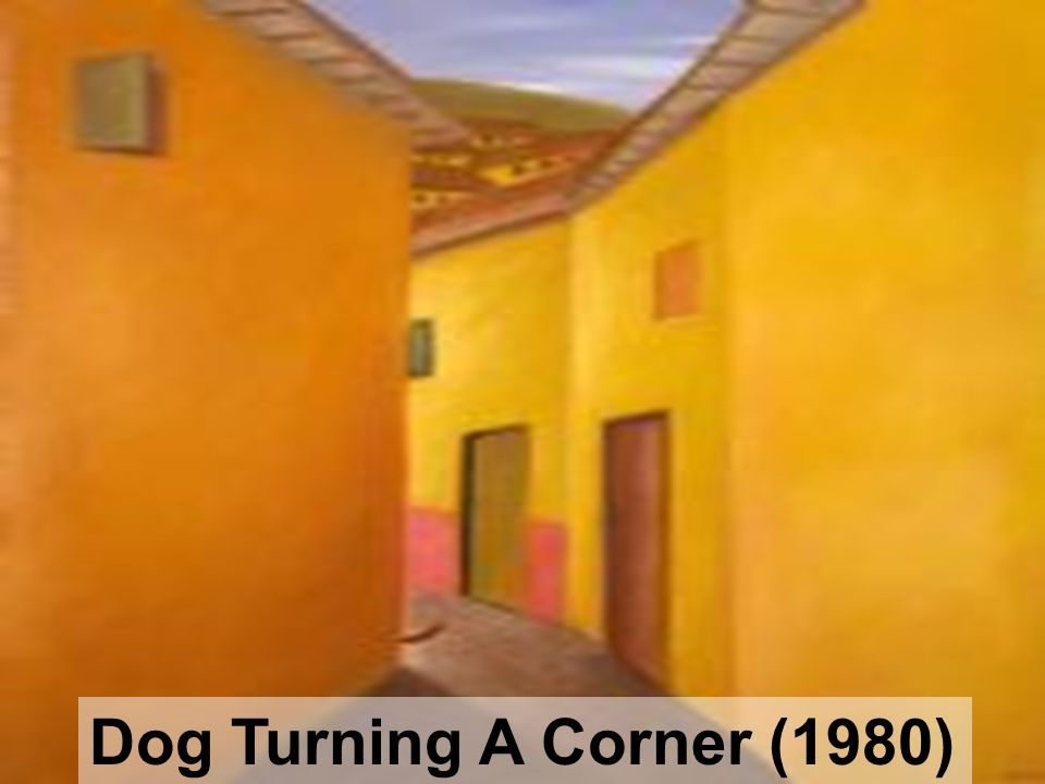 Dog Turning A Corner (1980)