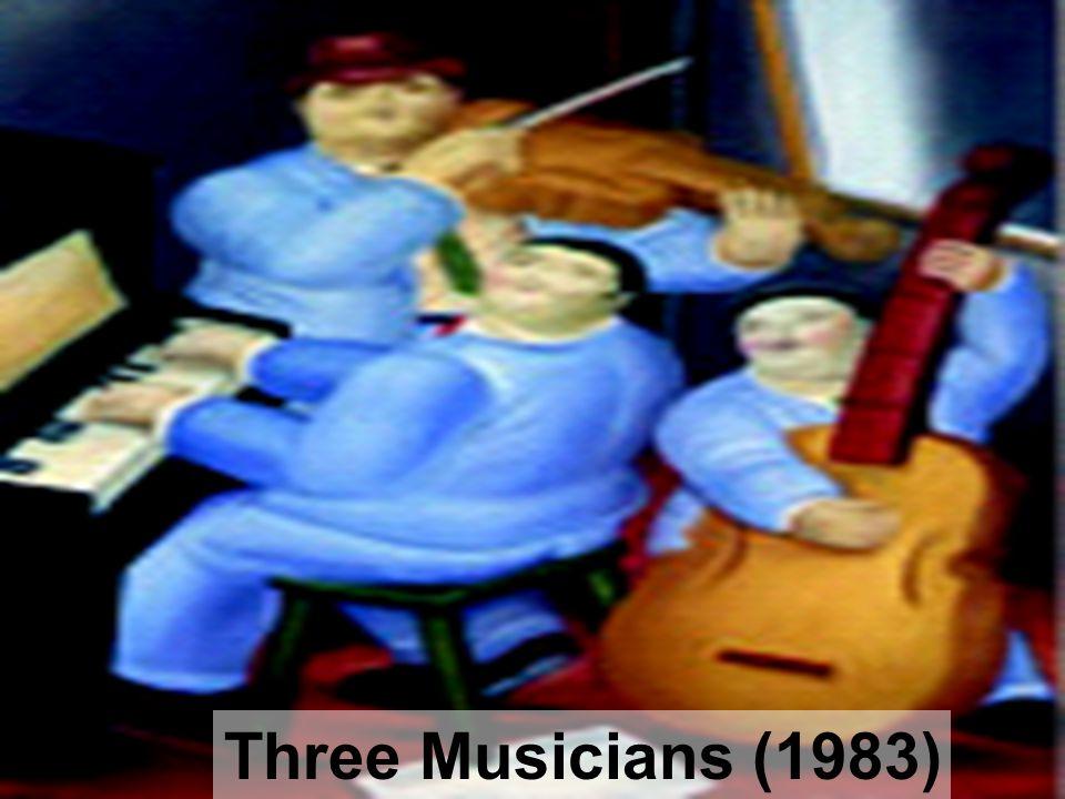 Three Musicians (1983)