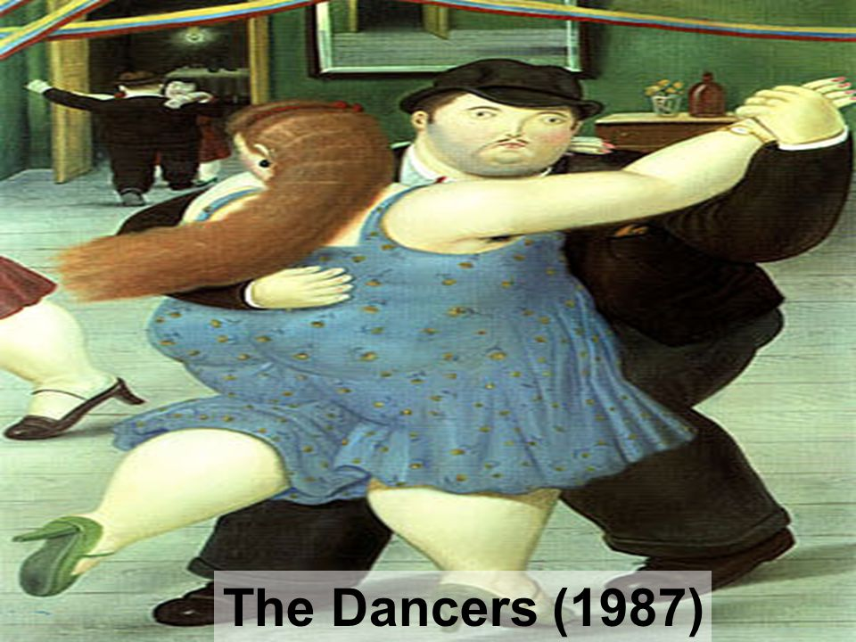The Dancers (1987)