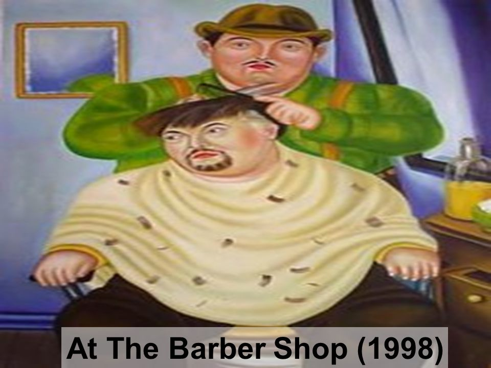 At The Barber Shop (1998)