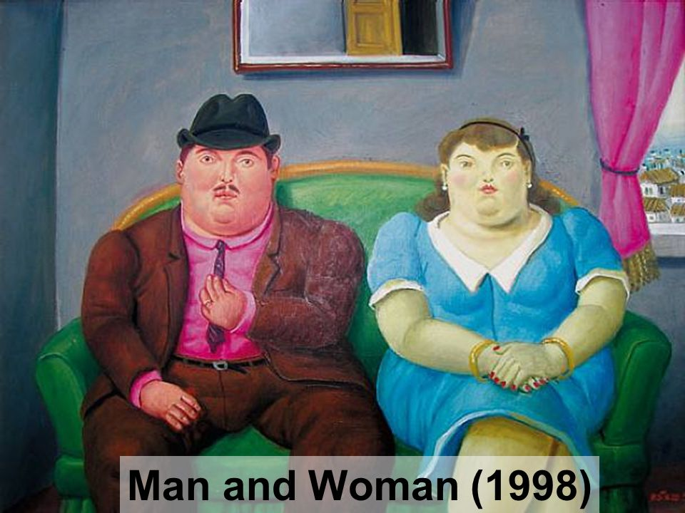 Man and Woman (1998)