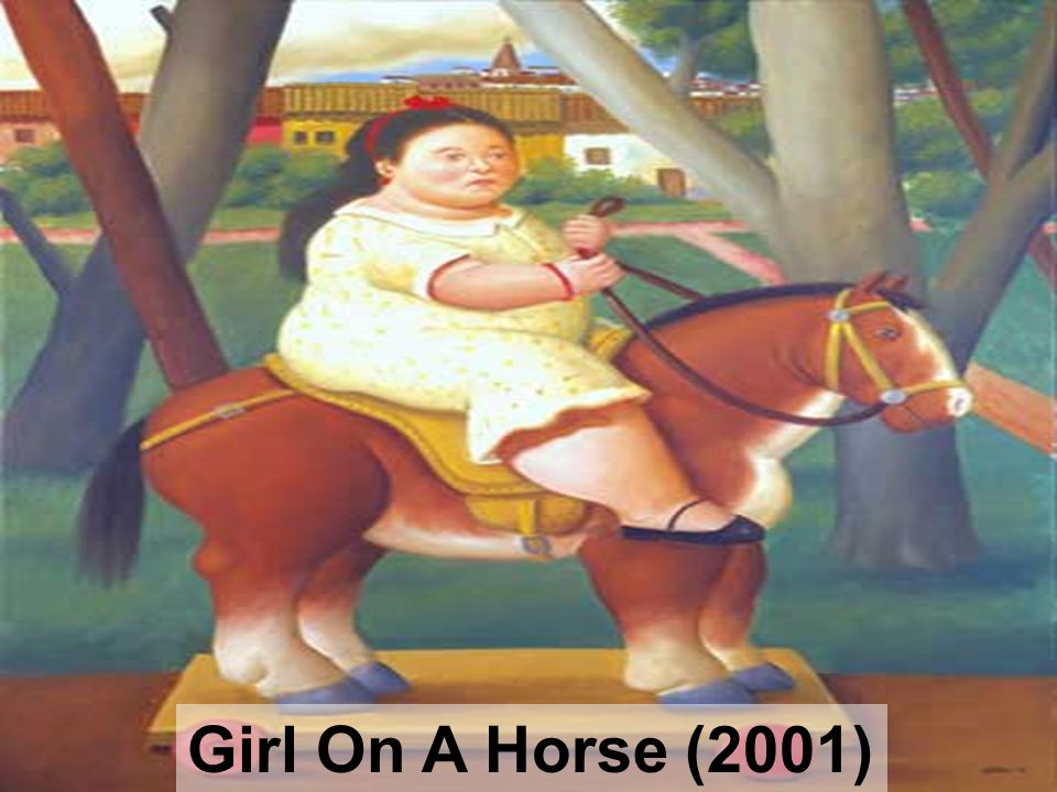 Girl On A Horse (2001)
