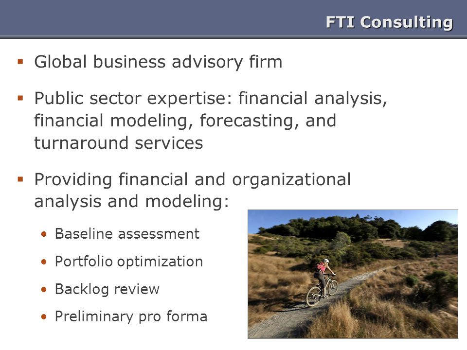 Global business advisory firm