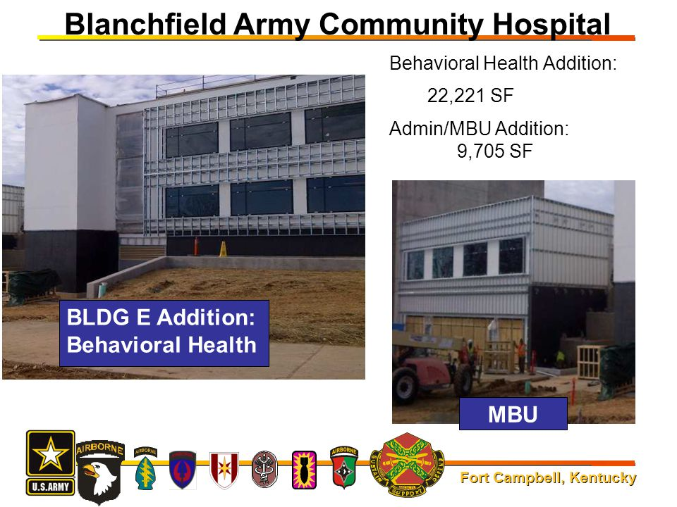 Blanchfield Army Community Hospital