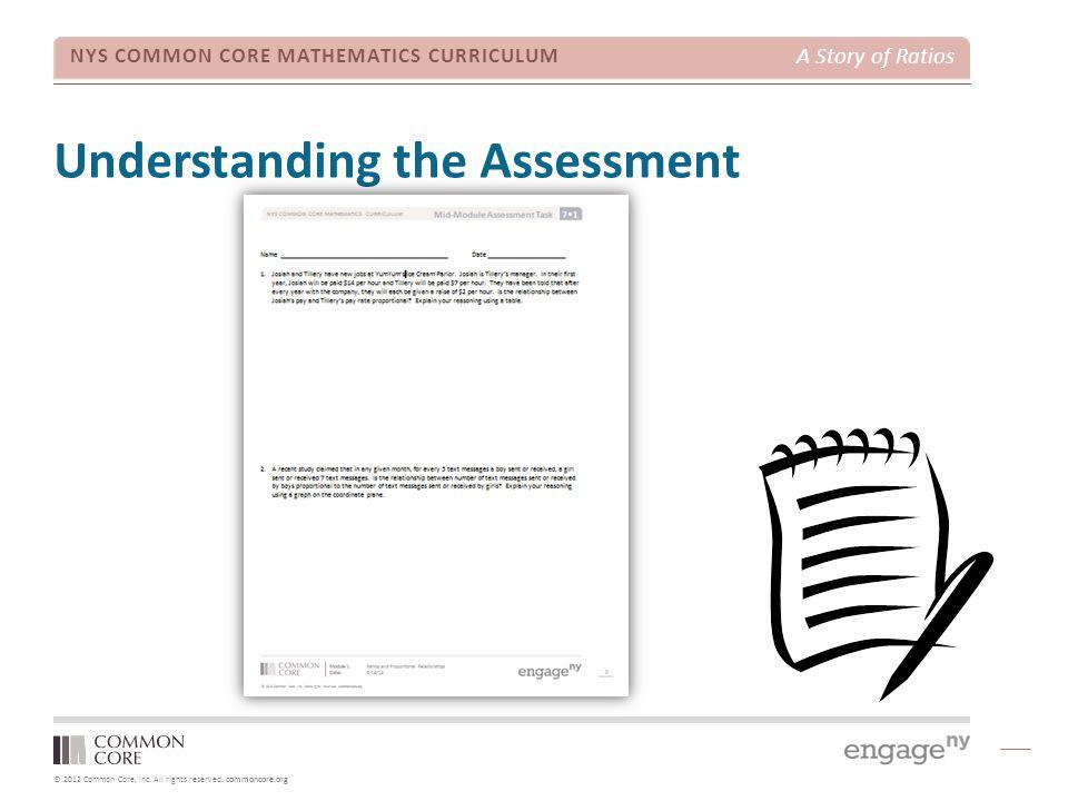 Understanding the Assessment