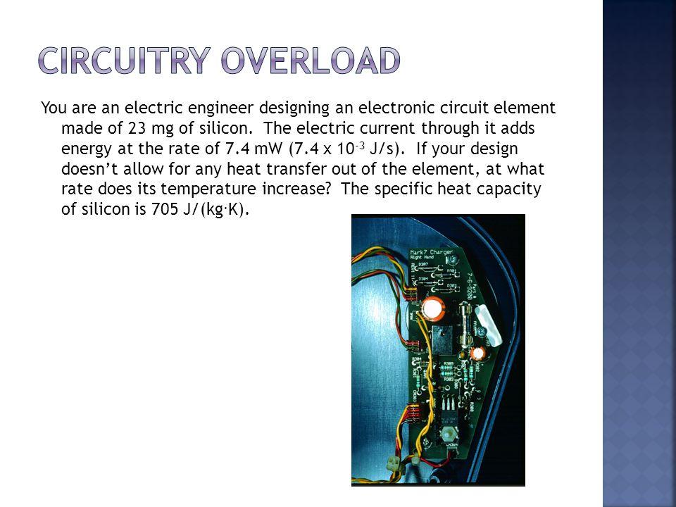 Circuitry Overload