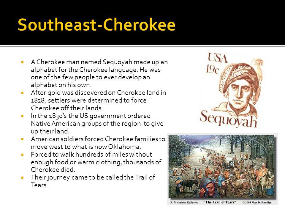 Southeast-Cherokee
