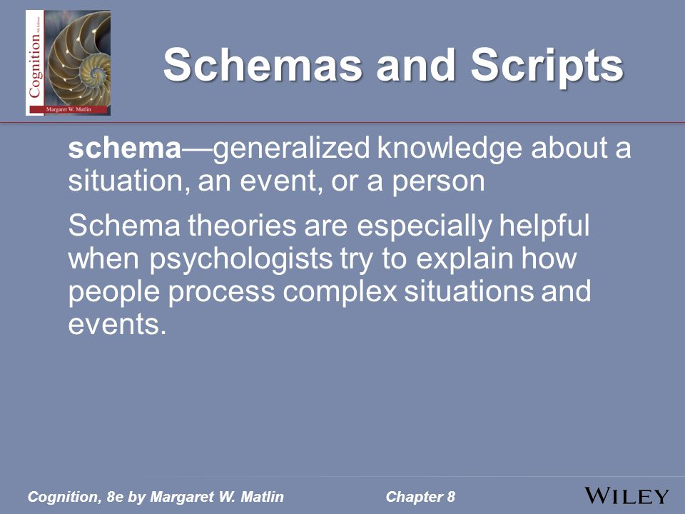 Schemas and Scripts