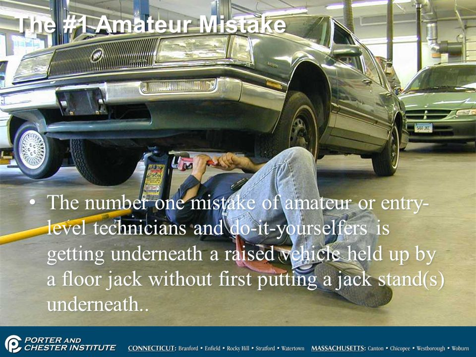 The #1 Amateur Mistake