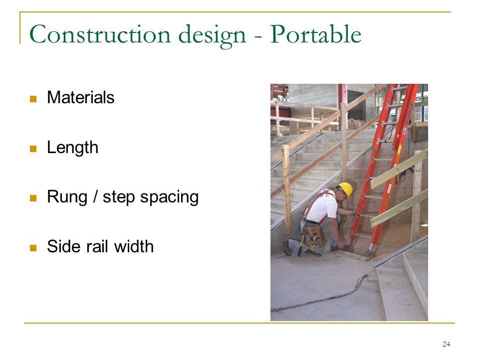 Construction design - Portable