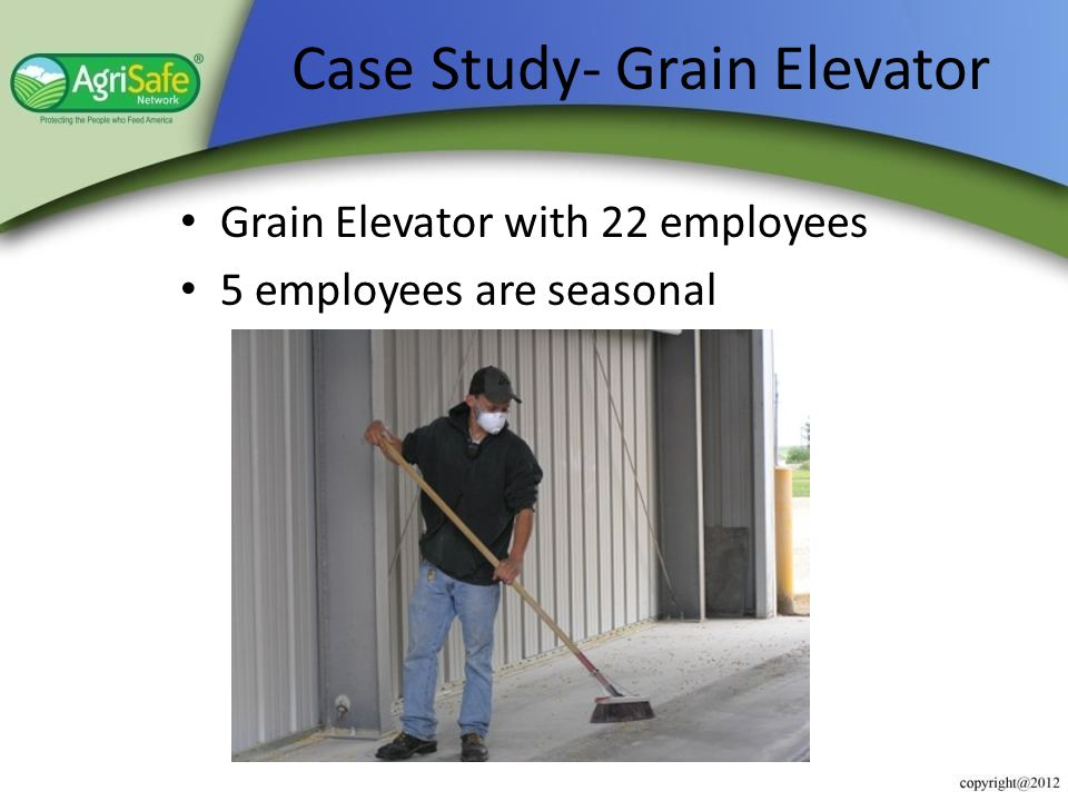 Case Study- Grain Elevator