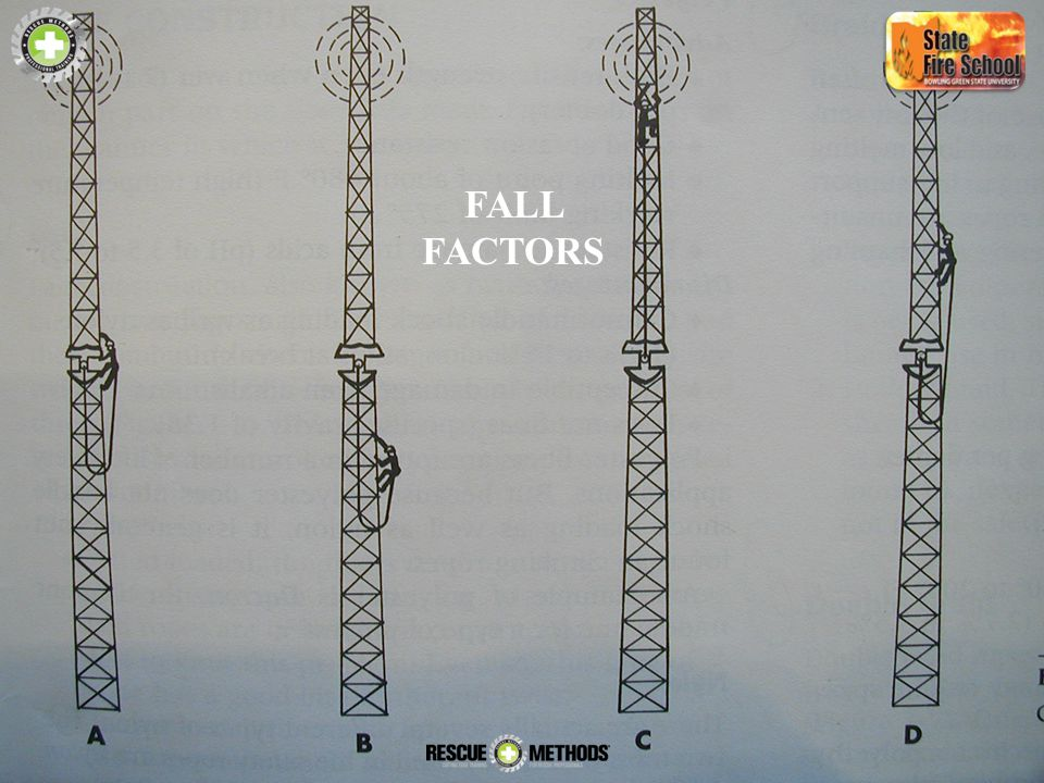 FALL FACTORS Use the following: