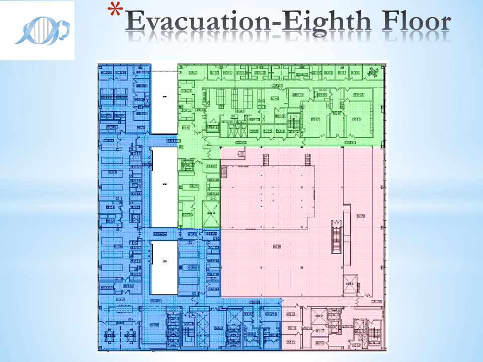 Evacuation-Eighth Floor