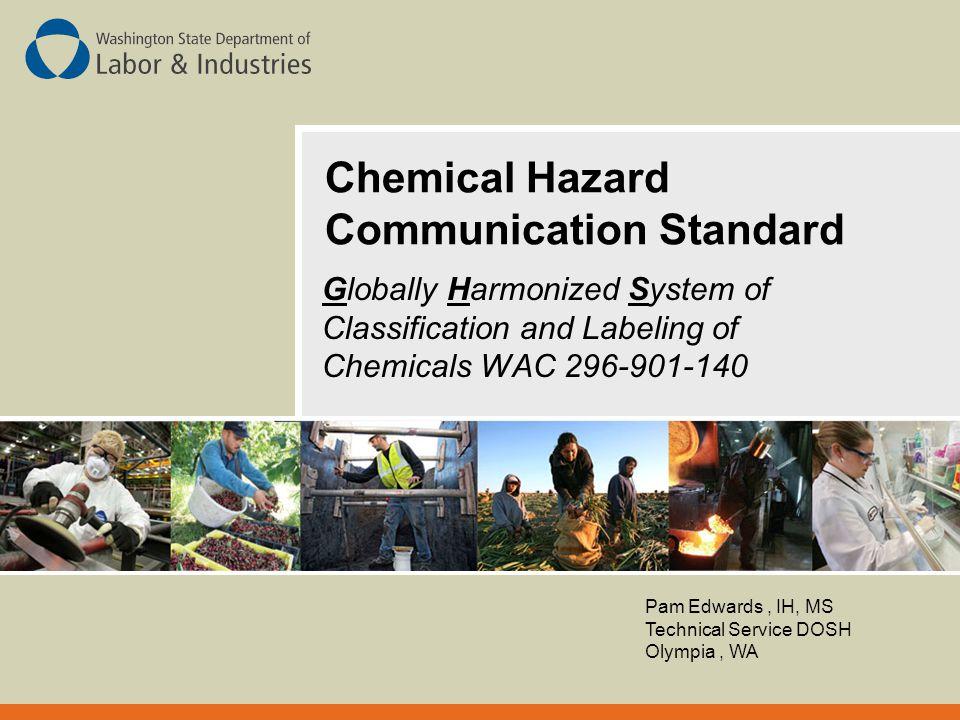 Chemical Hazard Communication Standard