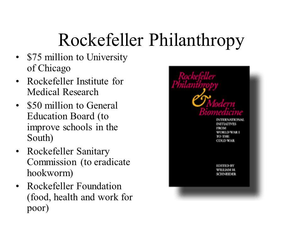 Rockefeller Philanthropy