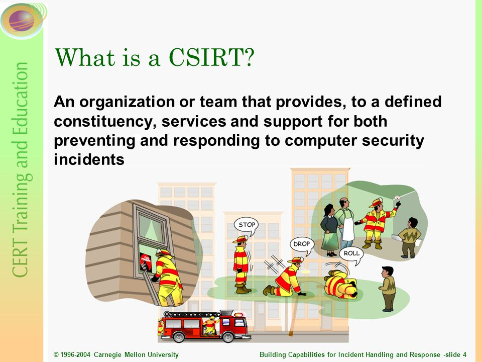 What is a CSIRT