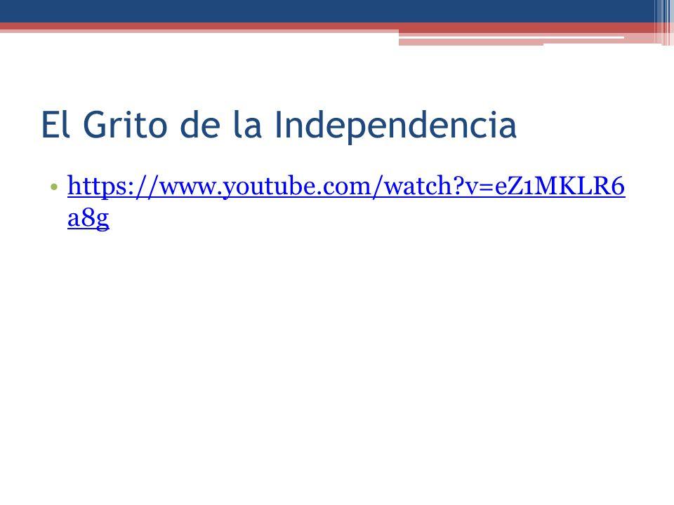 El Grito de la Independencia