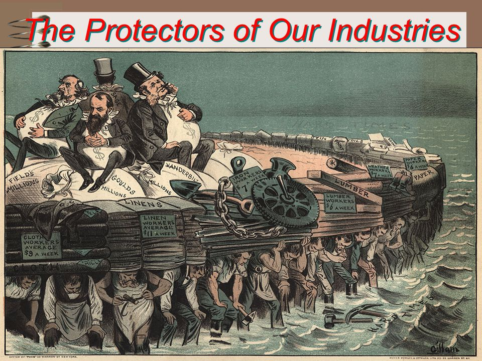 The Protectors of Our Industries