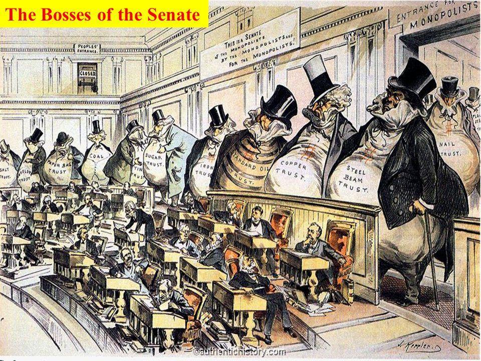 The Bosses of the Senate