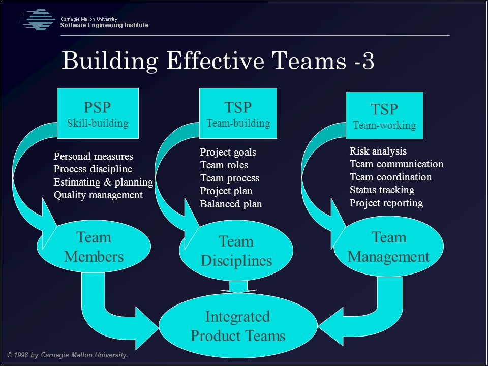 Building Effective Teams -3
