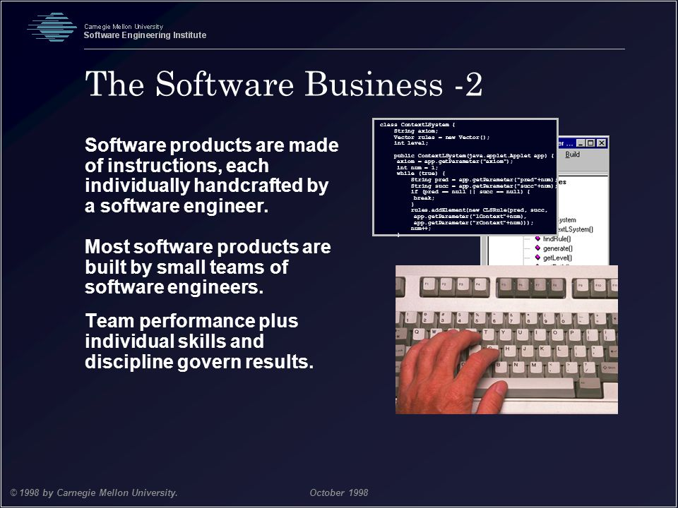 The Software Business -2