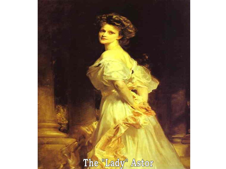 The Lady Astor