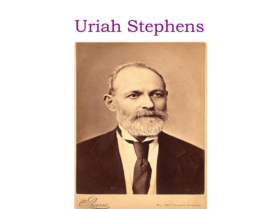 Uriah Stephens